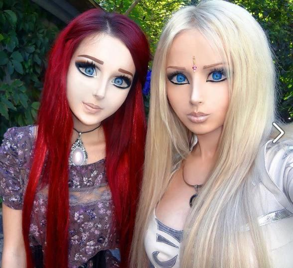 Anime Girl Hairstyles In Real Life: These Are Real Women! Scariest Thing I Ever Saw! Human