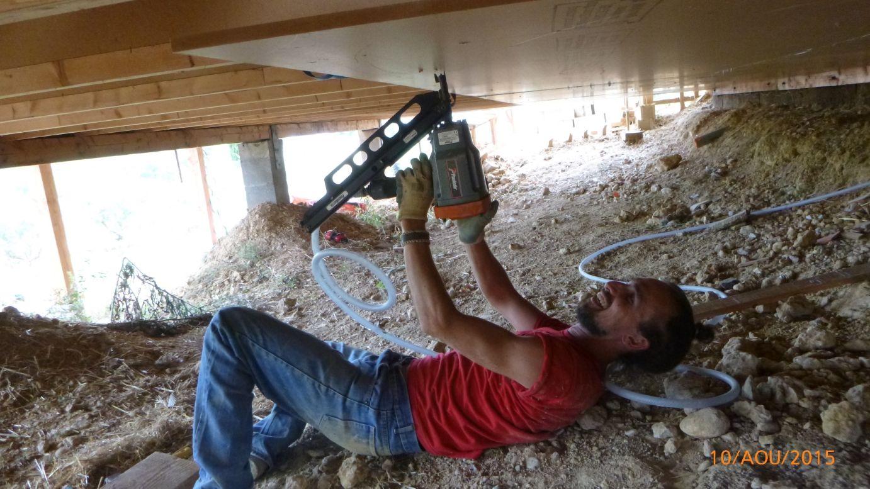 Isolation thermique plancher bois par dessus - Comment isoler un plancher bois ...