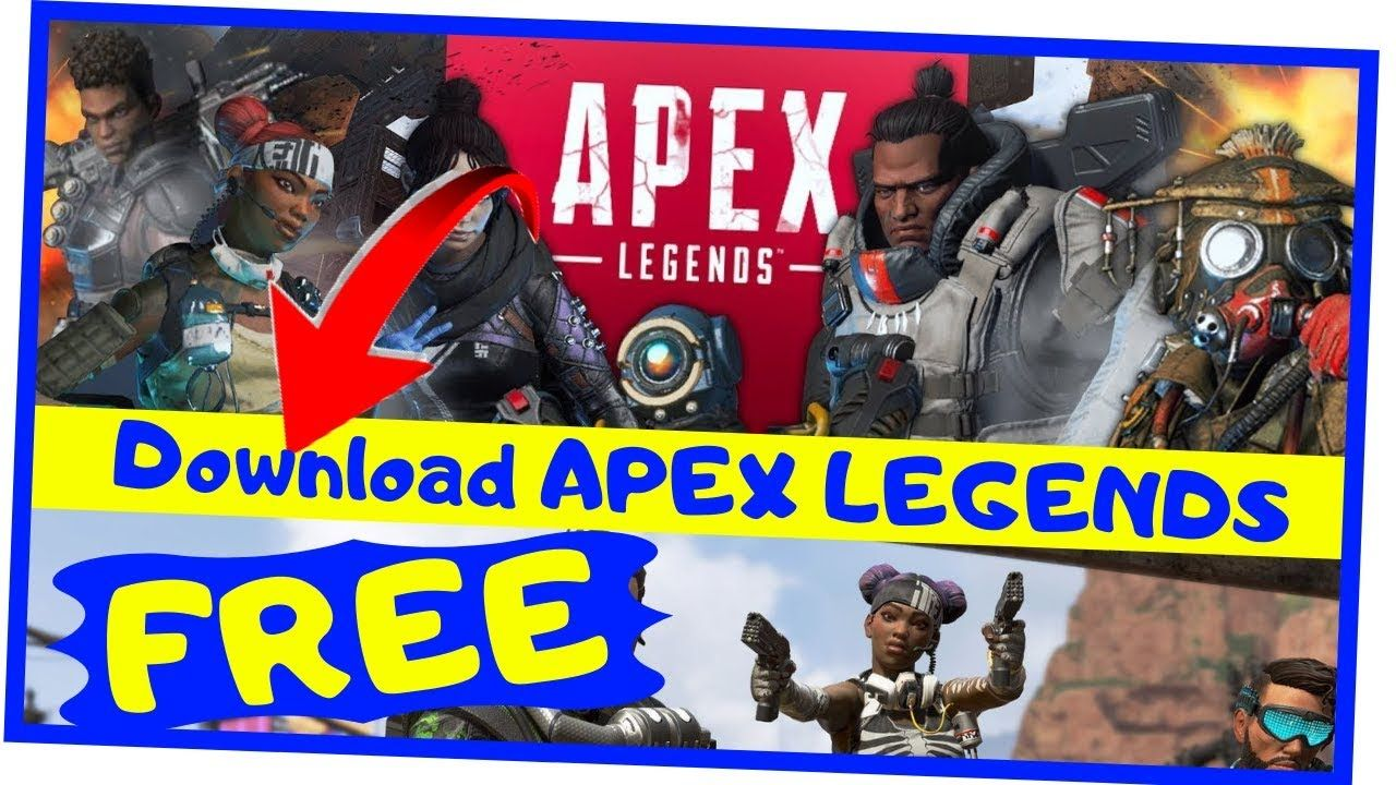 Download Apex Legends (PC,XBOX,PS4) Xbox, Ps4, Ps4 games