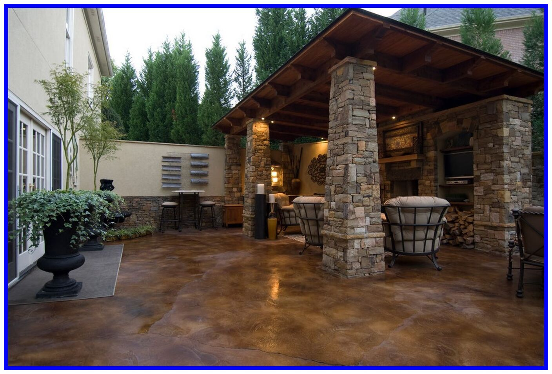 47 Reference Of Patio Ideas Concrete Slab In 2020 Diy Concrete Patio Concrete Patio Designs Concrete Stain Patio