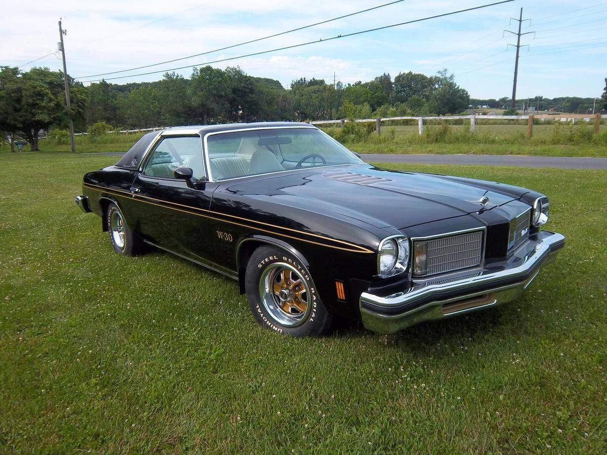 1975 Oldsmobile Hurst Cutlass W30 442 Pinterest 1973 Olds