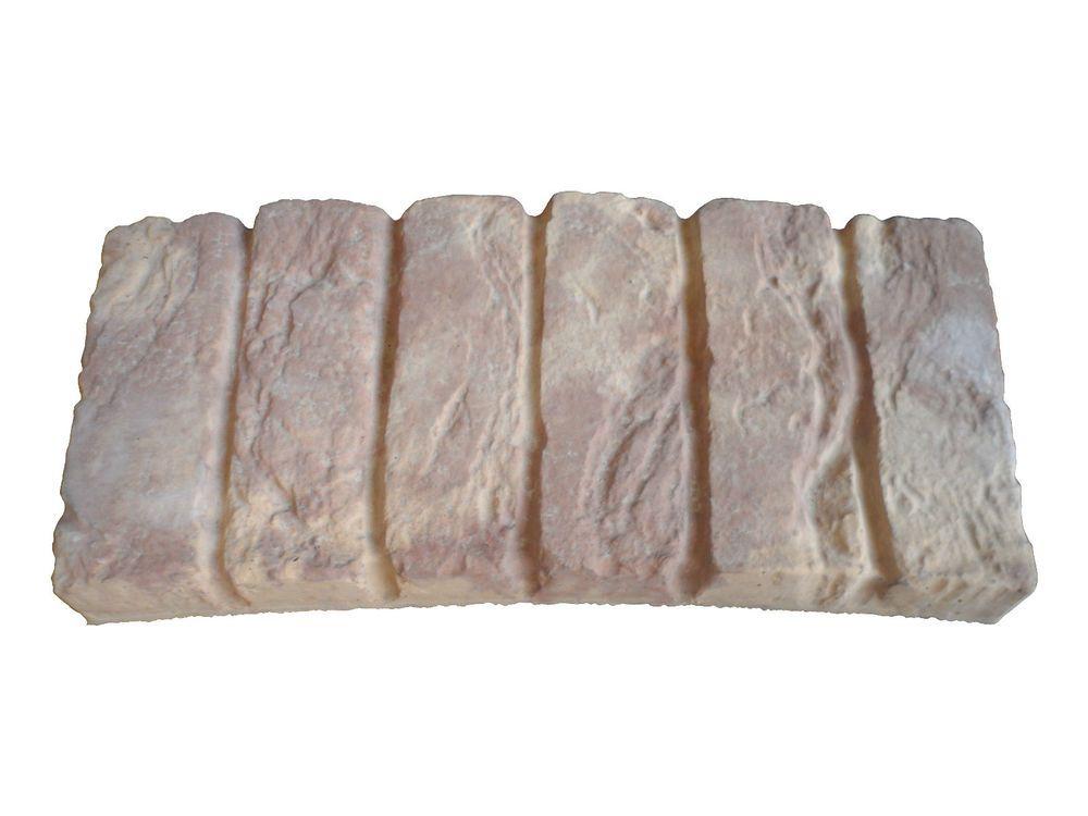Details About Brick Curved Edging Paving Mould Concrete 400 x 300