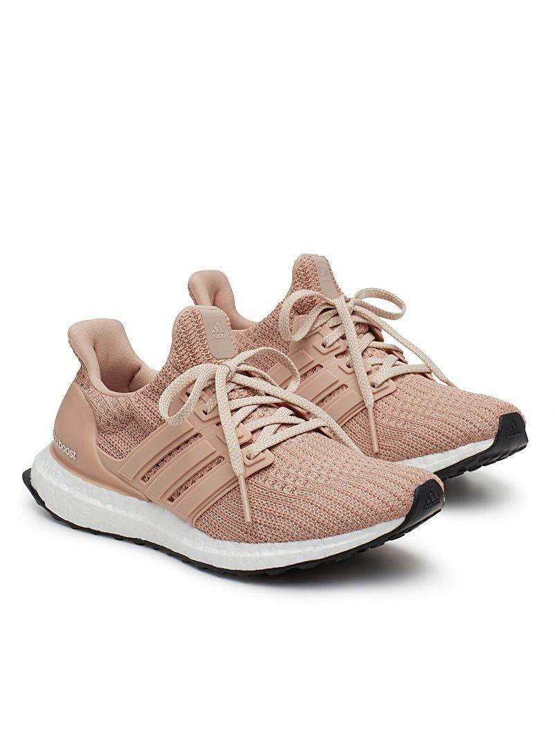 adce8d4112 Nude UltraBoost sneakers Women - Sneakers - Cream Beige  womenssneakers Adidas  Ultra Boost Women