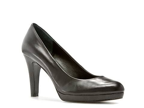 9fd36c20198 Bandolino Galleigh Leather Pump - DSW