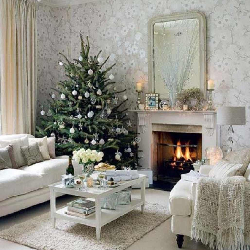 Shabby Chic Country Living Rooms Room Violent Ideas Christmas
