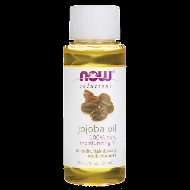 NOW Foods Jojoba Oil | 1 fl oz Liquid | Essential Oils #jojobaoil