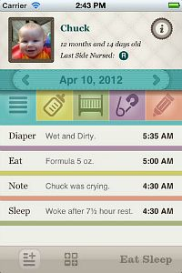 6bab72647520c Four great breastfeeding apps for all you nursing mamas out there ...