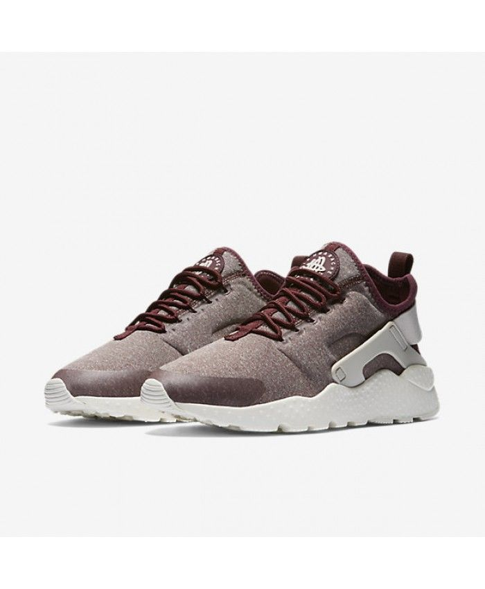 separation shoes b45d5 c66f5 Nike Air Huarache Ultra SE Red Brown Trainer