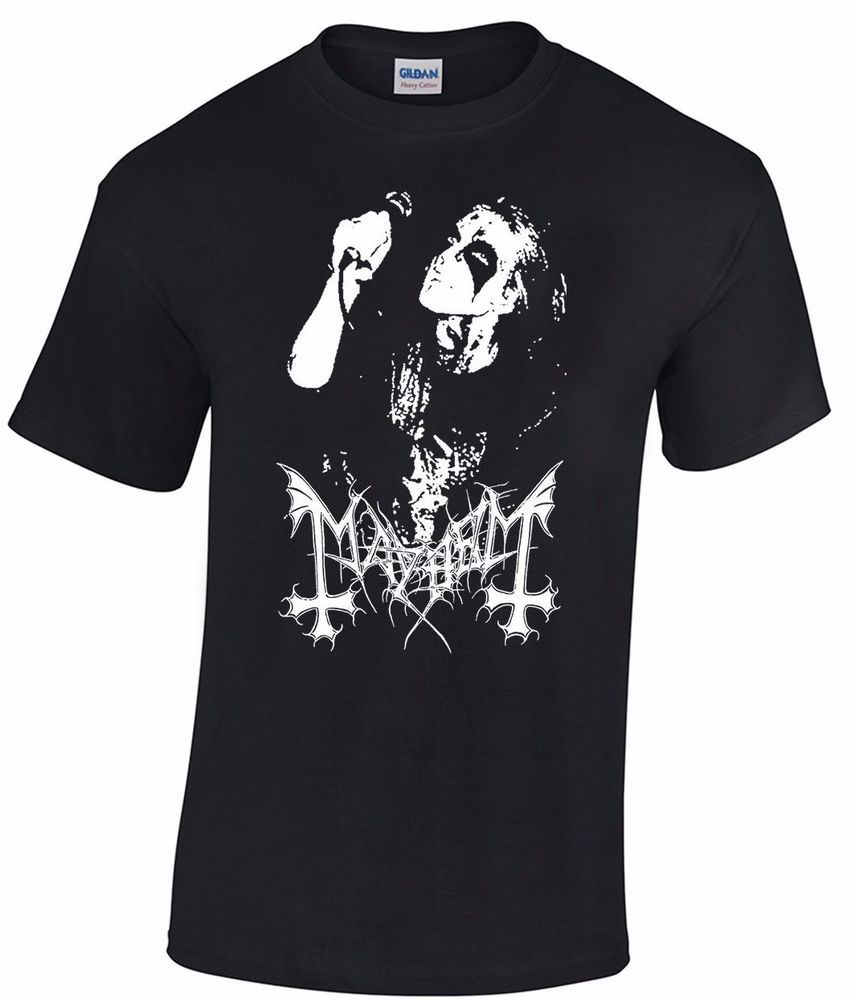 1b20b861bb6076 MAYHEM Dead T-shirt norwegian black metal morbid euronymous beherit  darkthrone | eBay