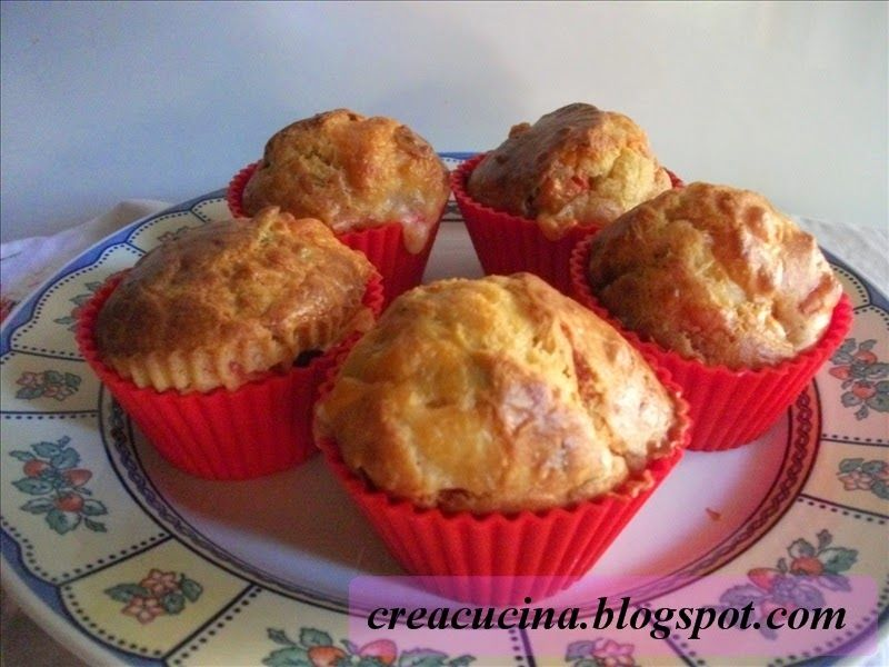 Crea & Cucina... Con Fantasia | Cooking | Cucine, Muffin e Ricette