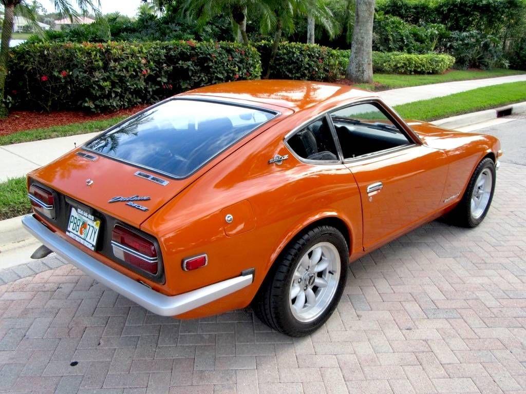 1970 Datsun 240Z Datsun car, Datsun