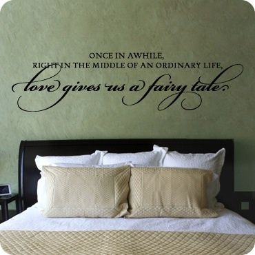 Quote Above Bed Above Bed Bedroom Quotes Bedding Master Bedroom