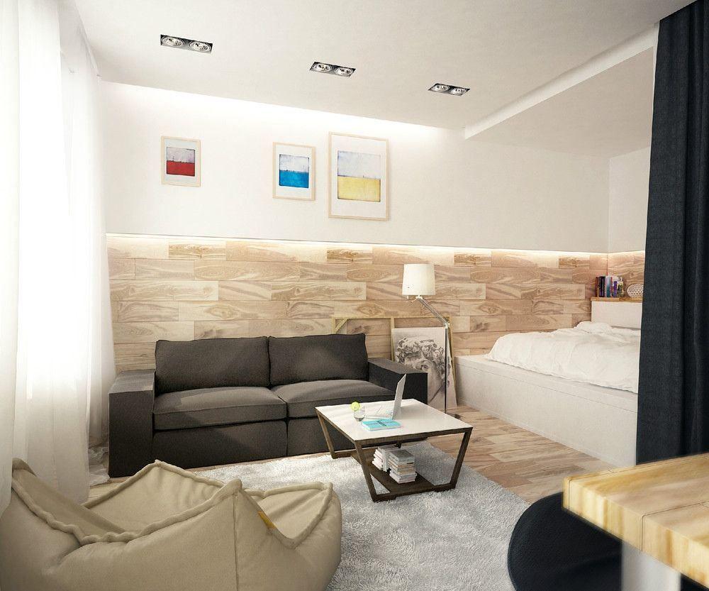 Small Studios Design Ideas idei de design pentru garsoniera one room apartment design ideas