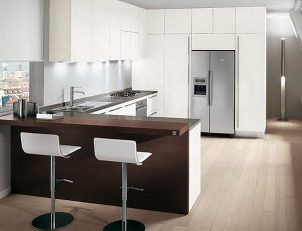 Modern Kitchen Bar Design Ideas | For the Home | Pinterest | Kitchen ...