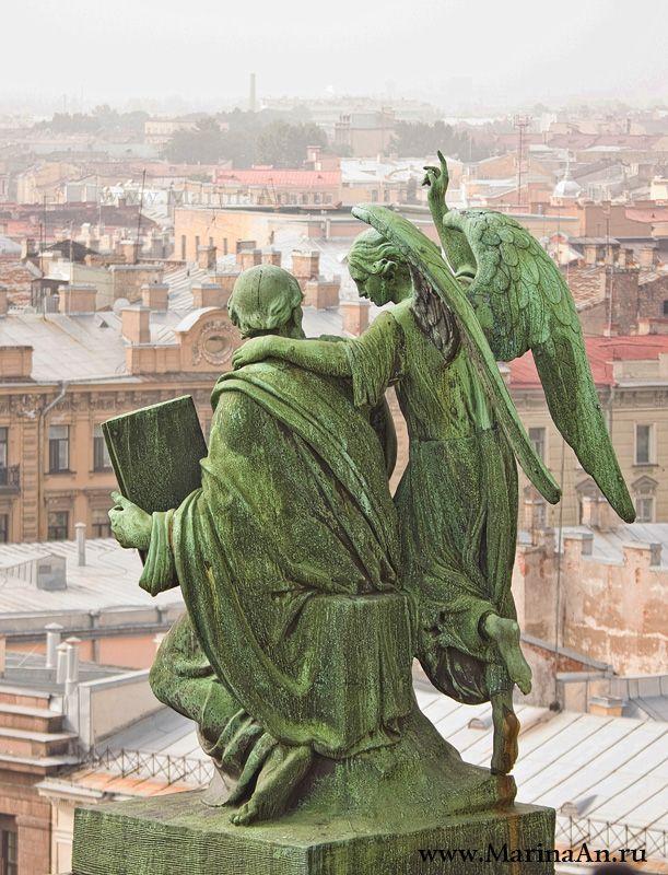 ангелы в санкт-петербурге картинки собрать своими руками