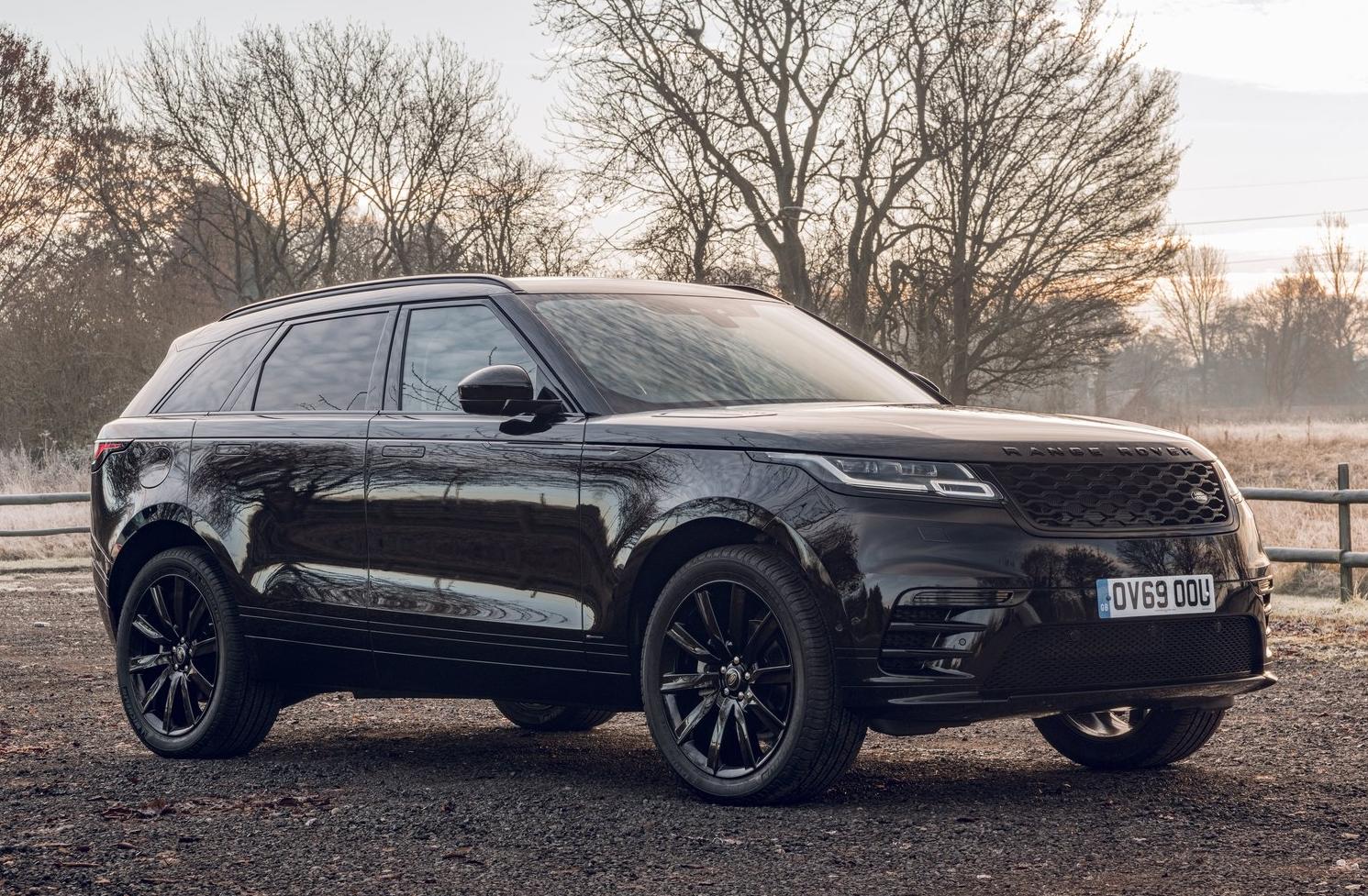 Land Rover Range Rover Velar R Dynamic 2020 Range Rover Black All Black Range Rover Range Rover Sport Black