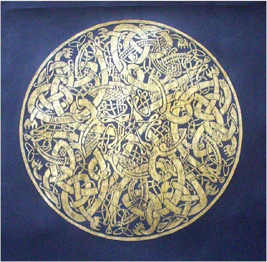 Ancient Celtic Designs