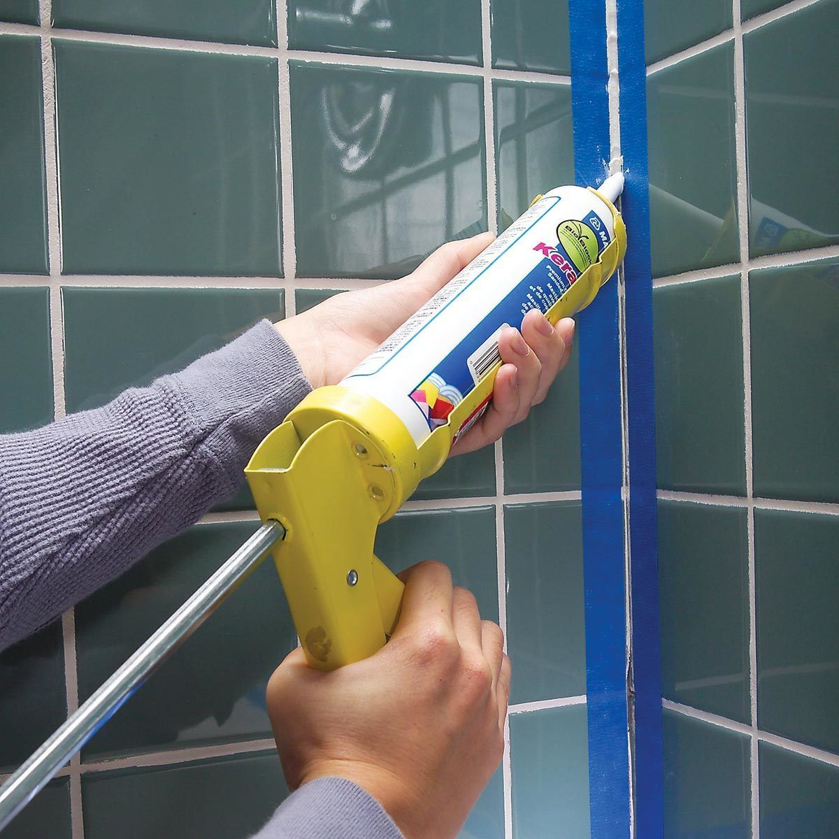 22 Repairs You May Not Know You Can Do Yourself Caulking Tips Caulking Home Repair