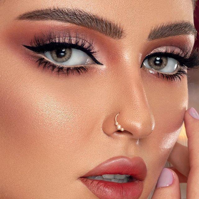 Mu Instagram Simple Makeup Beautiful Girl Face Beautiful Eyes