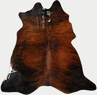 Genuine Natural Cowhide Dark Brown Rug From The Cowhide Rugs Collection At Modern Area Rugs Brown Rug Rugs Natural Cowhide