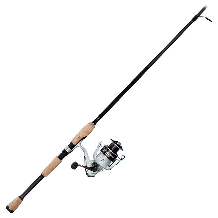 Pflueger Trion Spinning Rod And Reel Combo Rod And Reel Bass Fishing Rods Fishing Rods And Reels