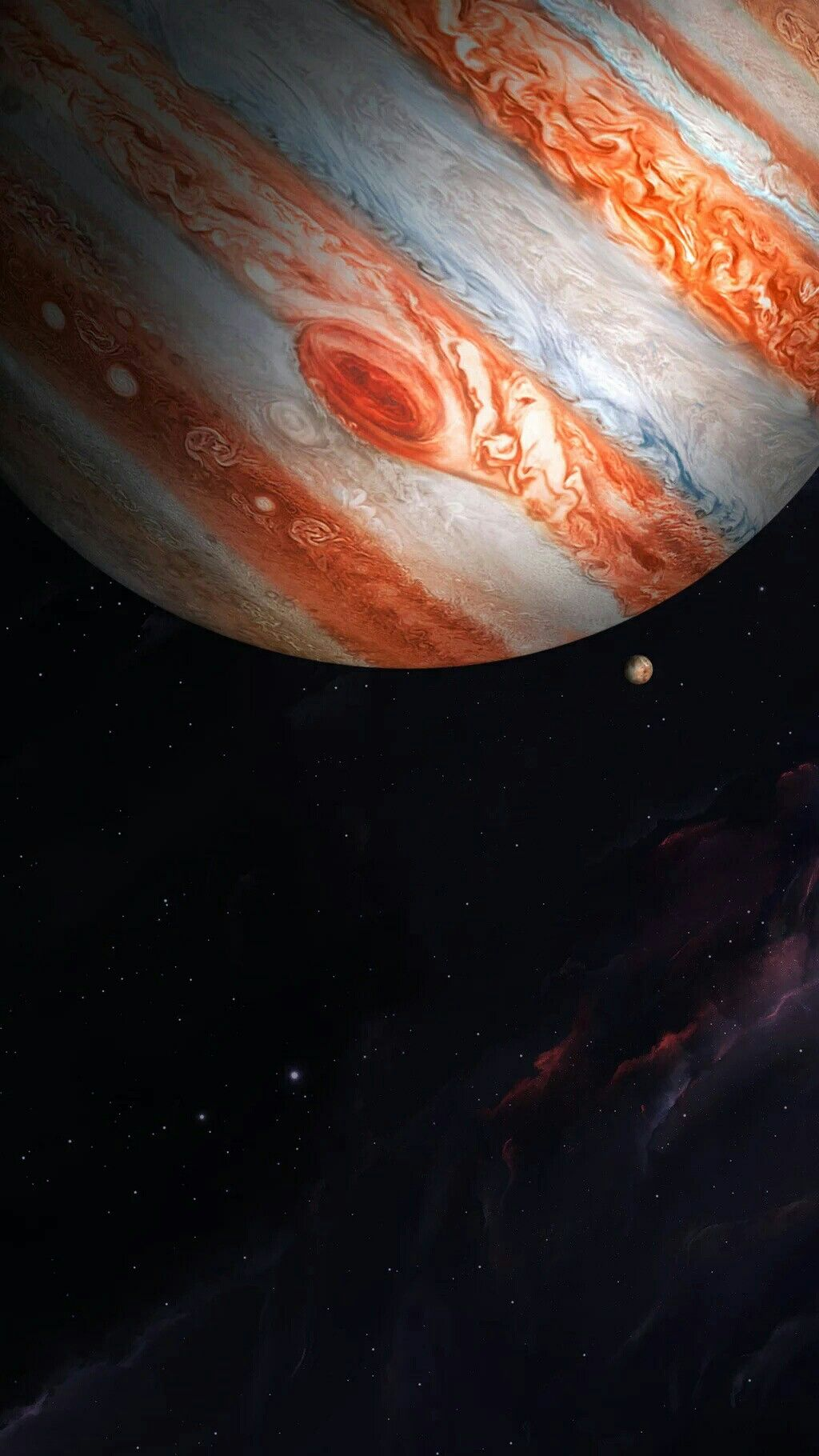Ruled By Jupiter Wallpaper Space Hd Space Space Art