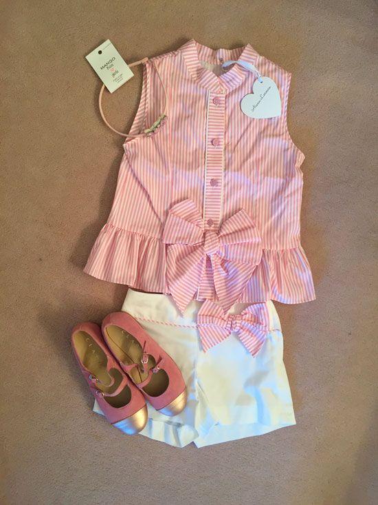 190868479 blusa para niña moda - Buscar con Google