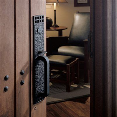 Beautiful Craftsman Style Front Door Hardware With Images