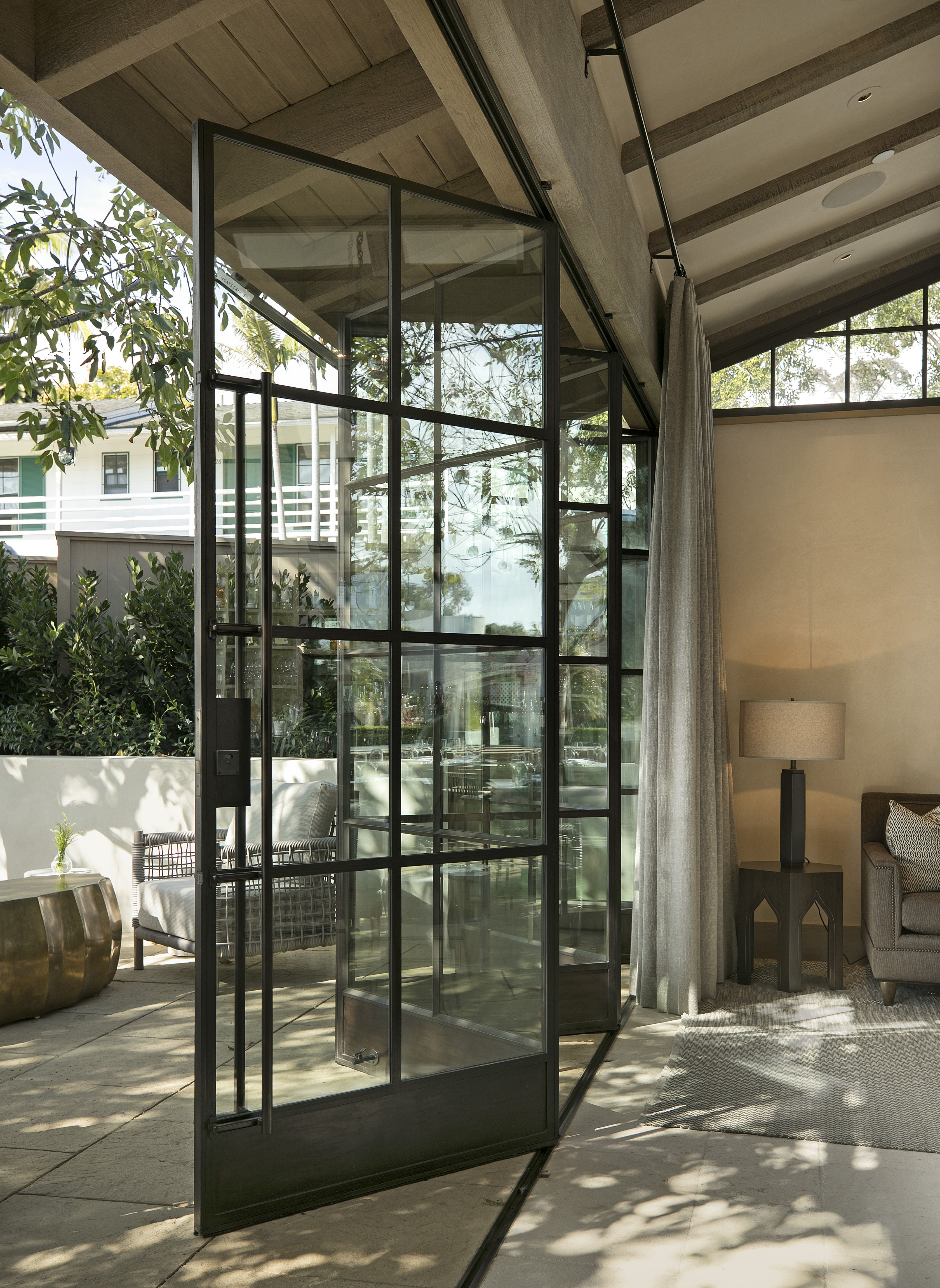 Window ideas for a sunroom  bifolding glass exterior doors  home ideas in   pinterest