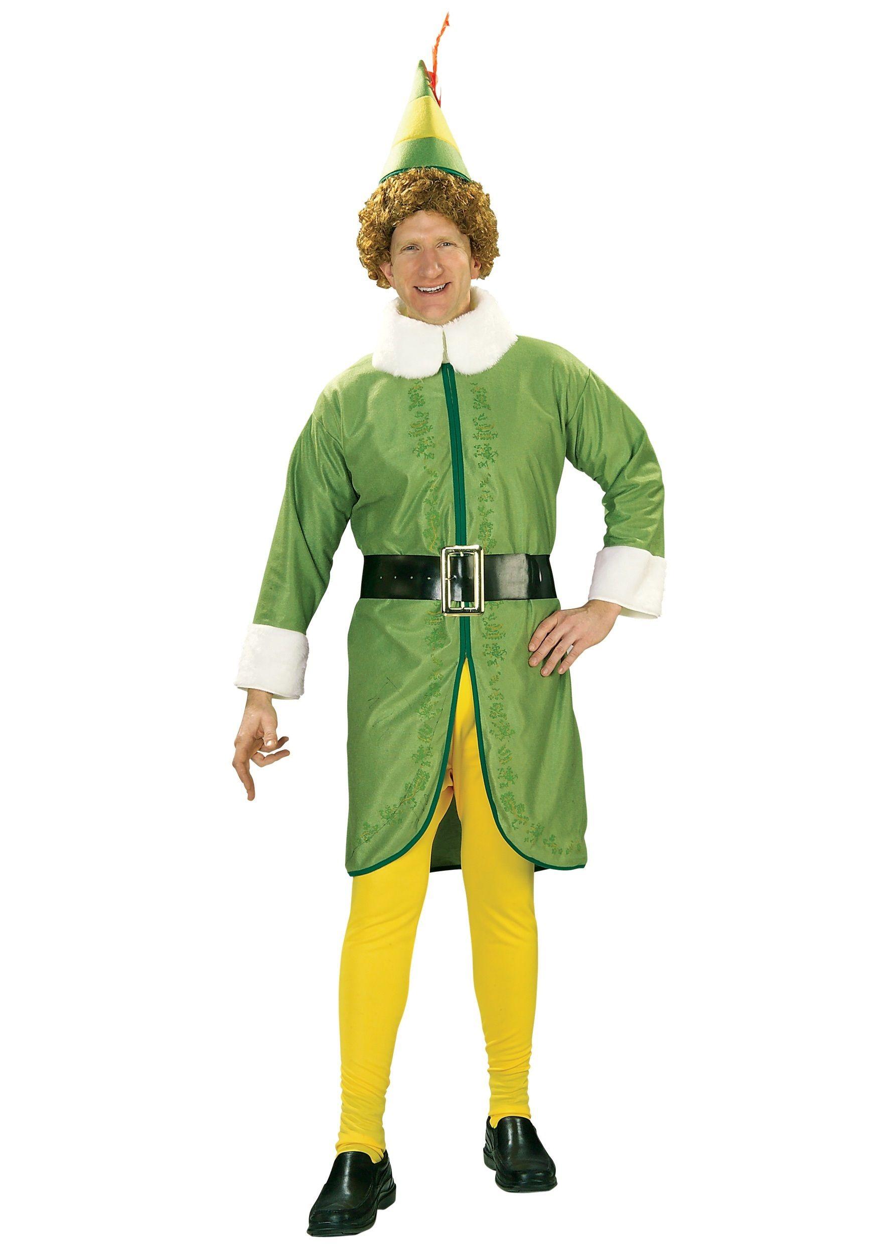 Plus Size Buddy The Elf Costume Buddy The Elf Costume Buddy The Elf Elf Costume