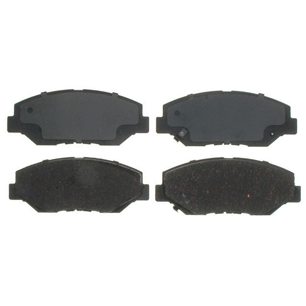 Raybestos Brakes Disc Brake Pad Set Sgd914c The Home Depot In 2021 Brake Pads Brake Service 2008 Honda Pilot