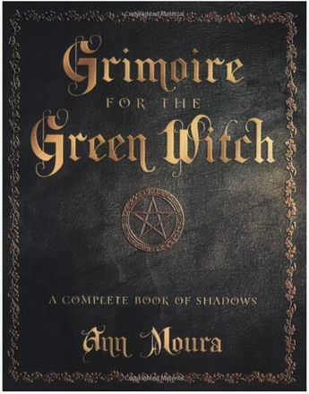 The Author Of The Popular Green Witchcraft Series Presents Her