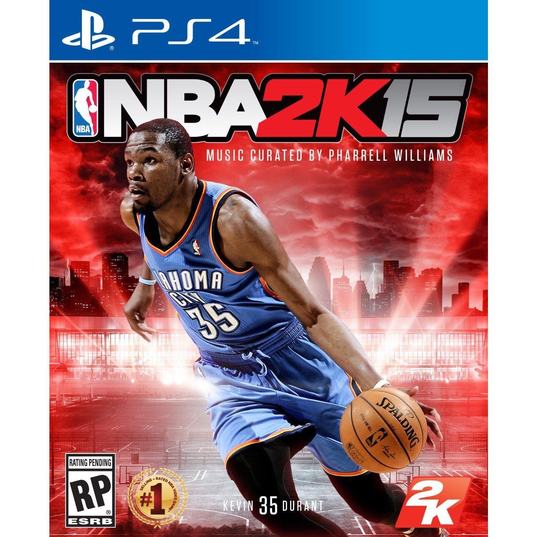 PS4 Nba 2K15 Nba, Pharrell williams, Xbox one games