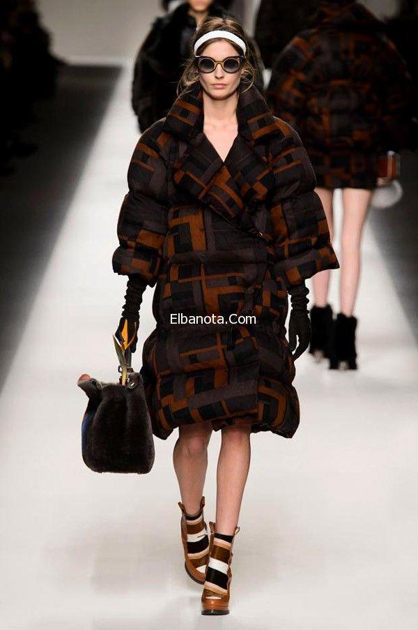 السترات المبطنة أحدث اتجاهات الموضة لخريف وشتاء 2015-2016