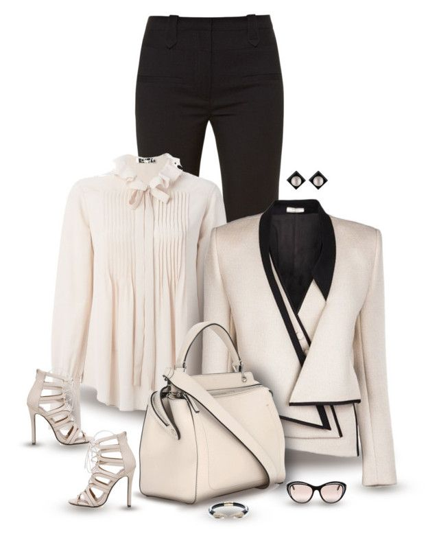 """""""set"""" by vesper1977 ❤ liked on Polyvore featuring Altuzarra, Chloé, Givenchy, Fendi and Alexis Bittar"""