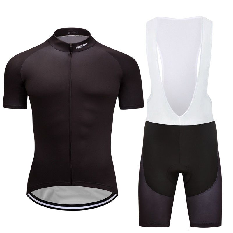 New Men Road Cycling Jersey Bib Shorts Kits Bicycle Outfit Tops Garment  Uniform  Unbranded 355322064