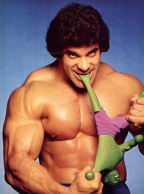 Hulk Hogan Diet