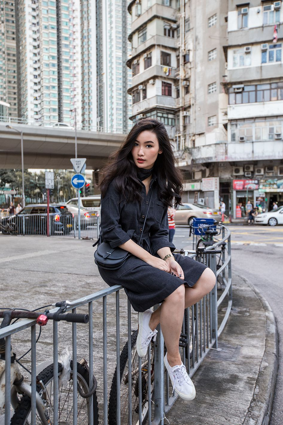 A Hong Kong Minute Tlnique Tosen Inspiration Pinterest Ootd Street Styles And Street