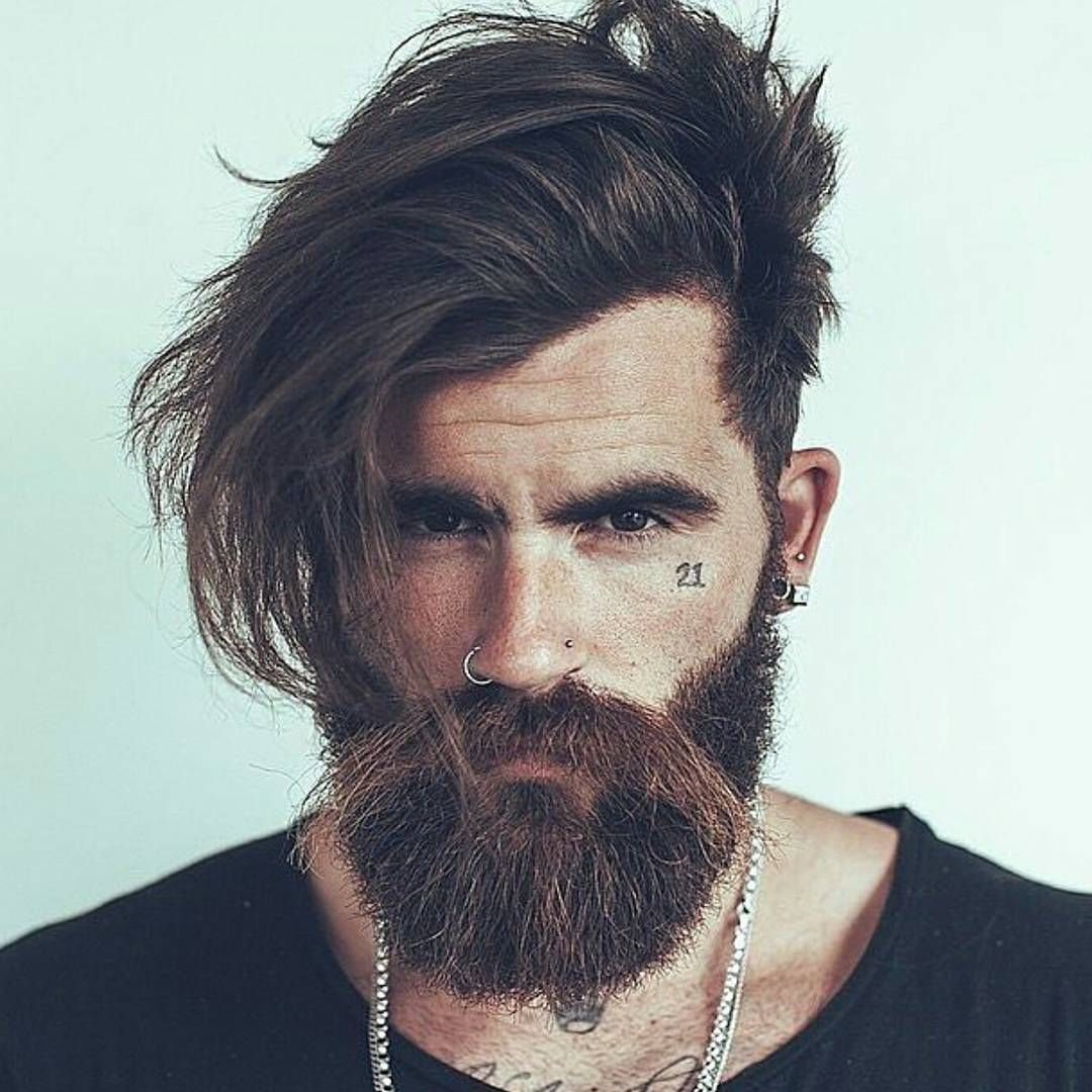 "Top 10 Sexy Hairstyles for Men That Will Never Go Out of Fashion, is part of Mens hairstyles - short sides with long hair on top"" hair trend, guys can achieve a variety of stylish and trendy men's haircuts, including the undercut, quiff, pompadour, slick back, and modern comb over"