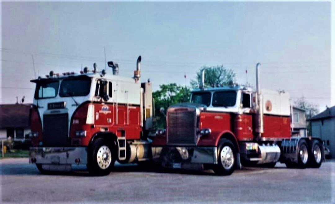Millions of Semi Trucks Semi trucks, Freightliner trucks
