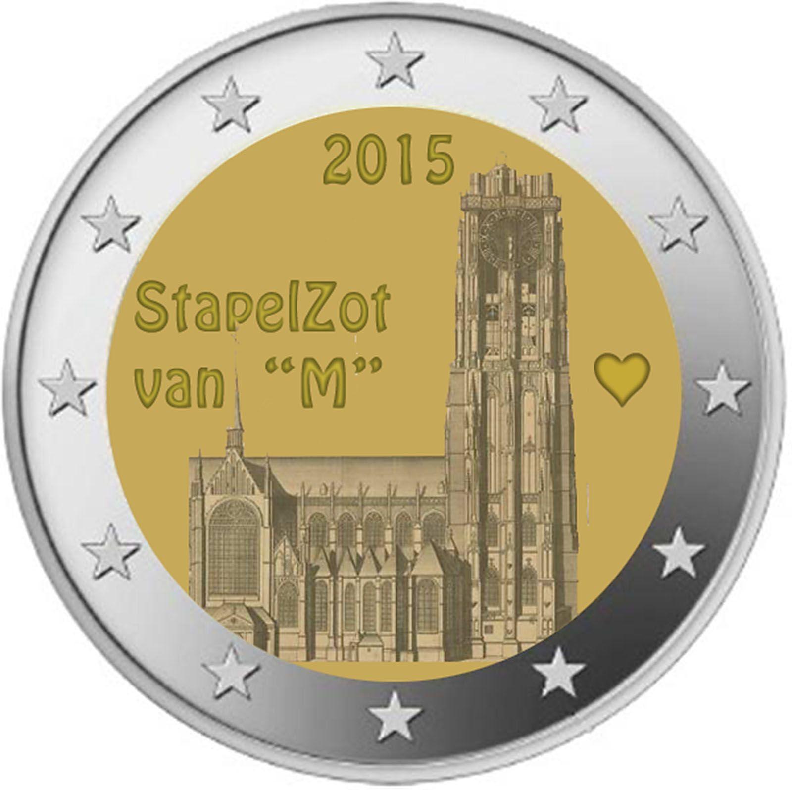 """De nieuwe Vlaamse film StapelZot van """"M"""", gaat over een 2 euro muntstuk met een eigen reisverhaal doorheen de stad Mechelen."""