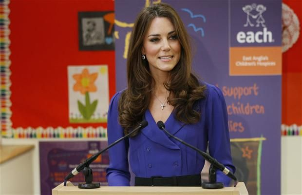 """""""I really hope I can make a difference, even in the smallest way. I am looking forward to helping as much as I can."""" - Catherine, Duchess of Cambridge"""