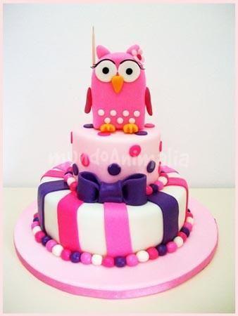 resultado de imagen para tortas para nenas de aos