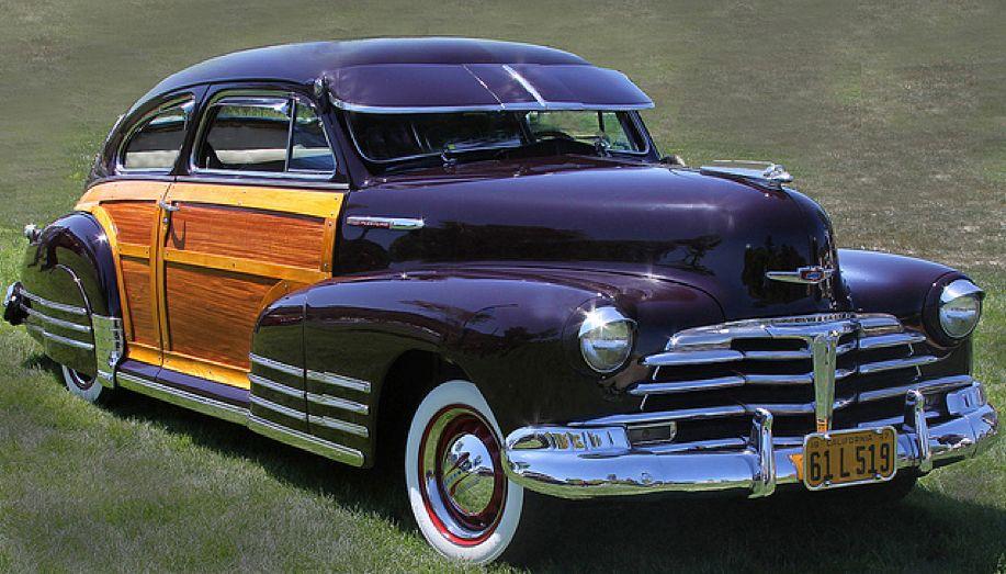1947 Chevy Woody