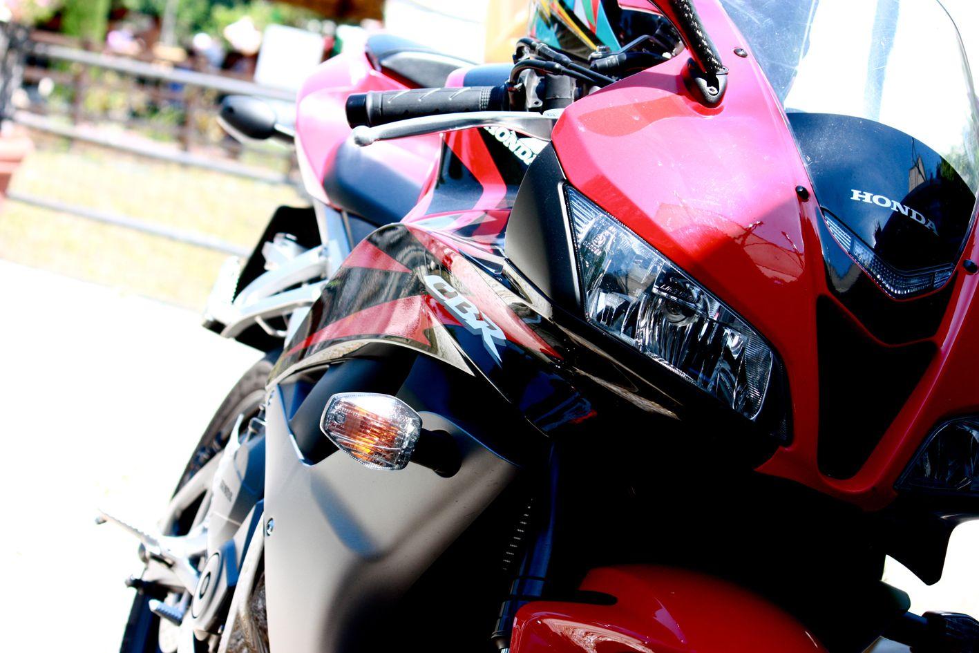 Superbe Honda CBR 600 RR