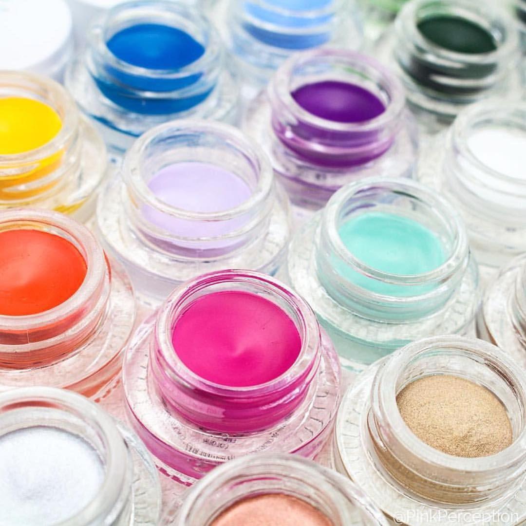"""ColourPop Cosmetics on Instagram """"Crème Gel Colours 💕💕💕"""
