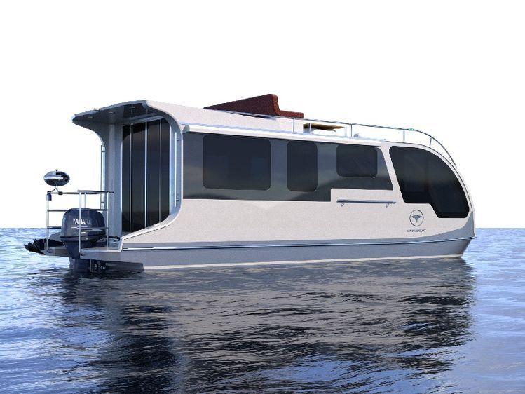 liebe hausboot fans seid live dabei auf der messe. Black Bedroom Furniture Sets. Home Design Ideas