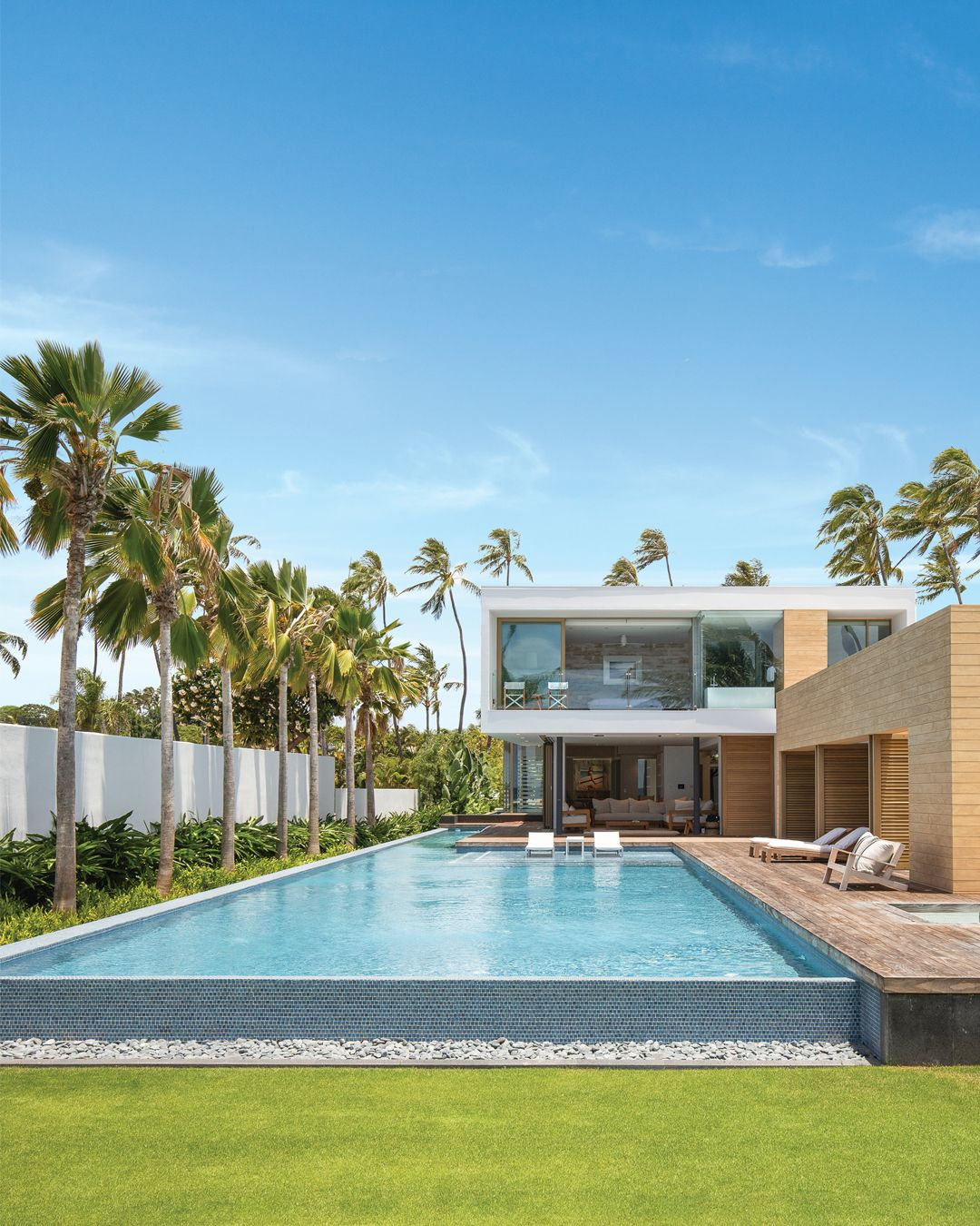 Hawaiian Home Design Ideas: This Award-Winning Kahala Home Maximizes Ocean Views And