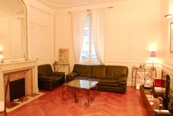BYP-517 - Furnished 2 bedroom apartment for rent , 90 m² Rue St Pierre, Neuilly sur Seine 92200, 2750 €/M