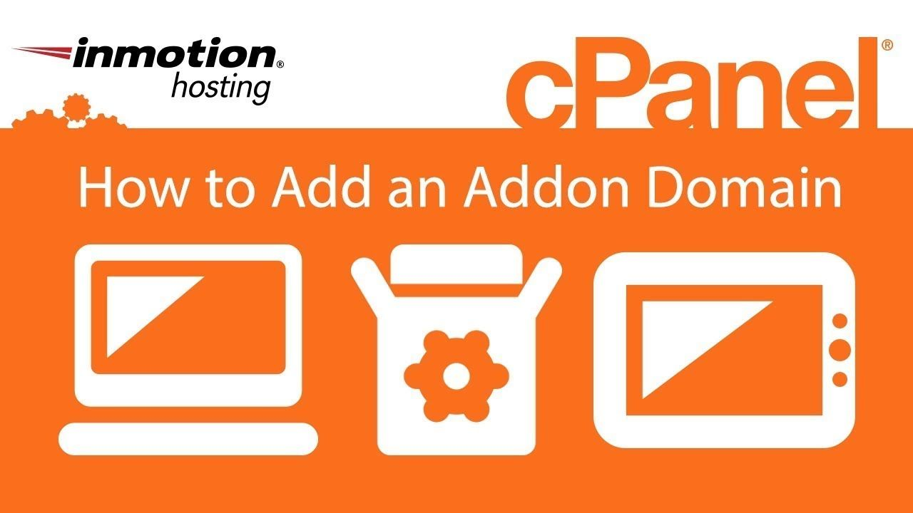How to Add an Addon Domain in cPanel Ads, Free things, Free